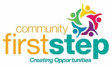 Community First Step Logo